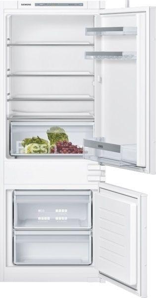 Siemens KI67VVSF0, iQ300, Einbau-Kühl-Gefrier-Kombination mit Gefrierbereich unten, 144.6 x 54.1 cm