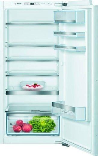 Bosch KIR41ADD0 Einbau Kühlschrank Flachscharnier, mit Softeinzug