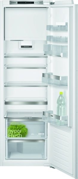 Siemens KI82LADE0, iQ500, Einbau-Kühlschrank mit Gefrierfach, 177.5 x 56 cm