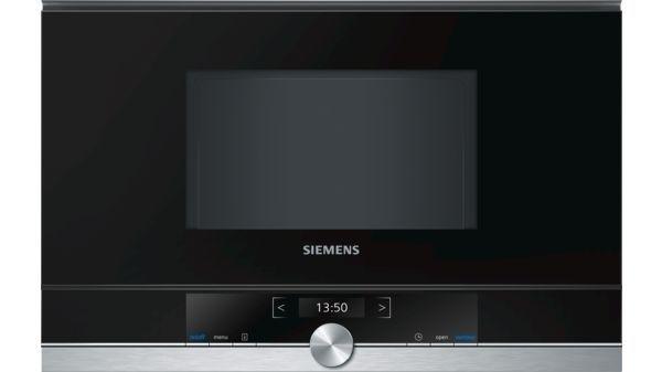 Siemens BF634LGS1 Einbau-Mikrowelle