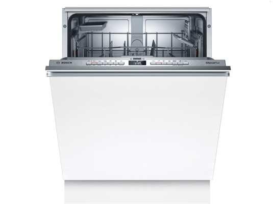 Bosch SMV4HAX48E vollintegrierter Geschirrspüler, 60 cm, A++, GlasProgramm, 43 dB, EcoSilence