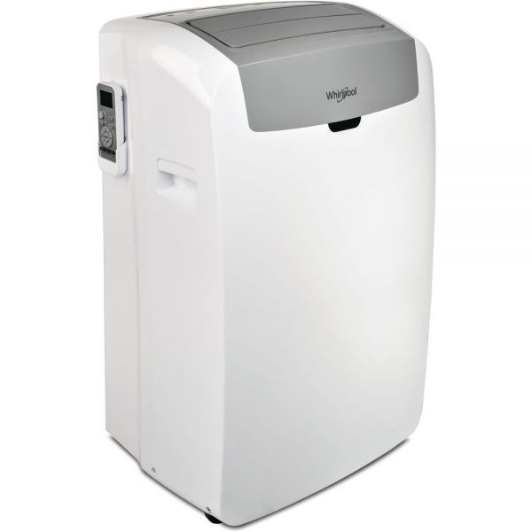 WHIRLPOOL PACW29COL Klimagerät, 6th Sense, Silent-Mode, Around-U Funktion