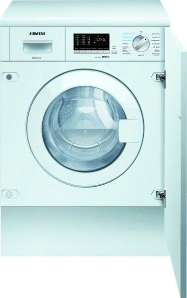 Siemens WK14D542 Vollwaschtrockner iQ500 Wash & Dry Vollintegriert