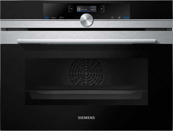 Siemens CB674GBS3 Kompaktbackofen A+
