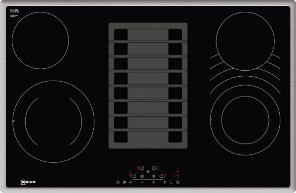Neff TBD183AN Kochstelle mit integriertem Dunstabzug