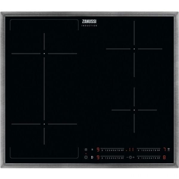 Zanussi ZIFN644X Induktions-Kochfeld, 60 cm