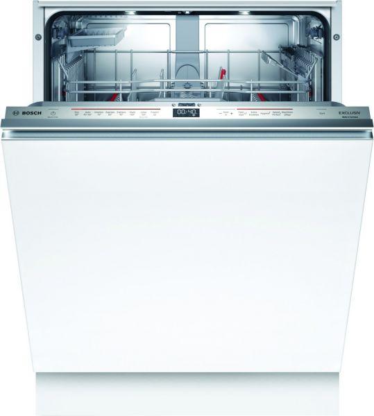 Bosch SBV4HCX48E Vollintegrierbarer Geschirrspüler, 60 cm, 44 dB, 9,5 L Wasser, VarioSpeed
