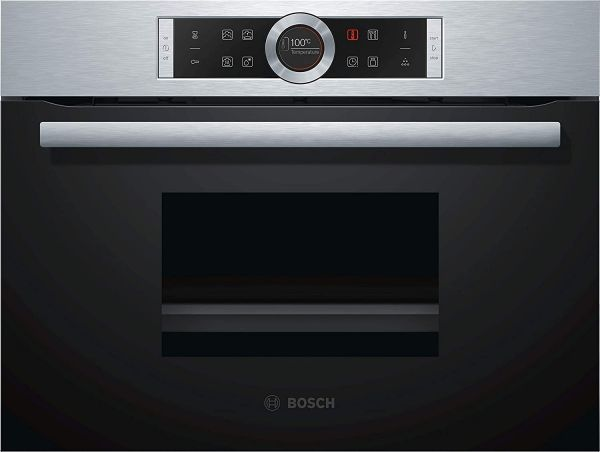 Bosch CDG634AS0 Kompaktdampfgarer