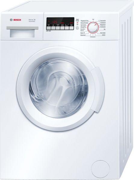Bosch WAB28222 Waschmaschine, Frontlader, 6kg, 1400U/min.
