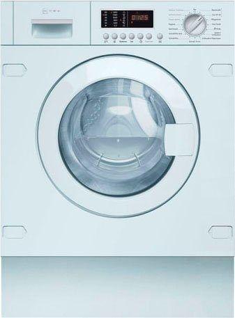 Neff V6540X2 Einbau Waschtrockner