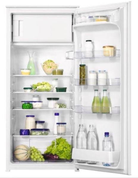 ZANUSSI ZBA22422SA Einbau-Kühlschrank 123 cm integriert; A+