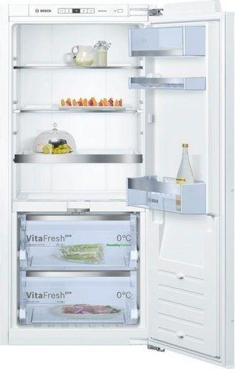 Bosch KIF41ADD0 Einbaukühlschrank, Flachscharnier, LED-Beleuchtung