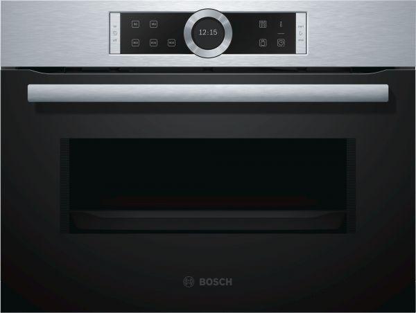 Bosch CFA634GS1 Mikrowellengerät Edelstahl