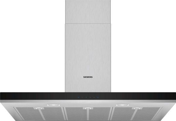 Siemens LC97BHM50 Wandesse iQ300, 90 cm, Edelstahl