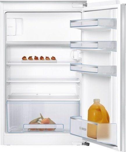 Bosch KIL18NFF0 Einbaukühlschrank mit Gefrierfach, 88 x 56 cm, A++, 129 L Nutzinhalte