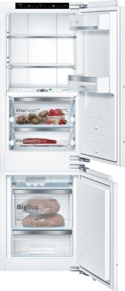 Bosch KIF86PFE0 Einbau-Kühl-Gefrier-Kombination