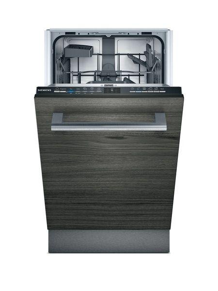 Siemens SR61IX05KE Geschirrspüler iQ100, 45 cm, Vollintegriert