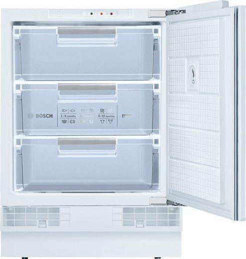 Bosch GUD15ADF0 Unterbau Gefrierschrank