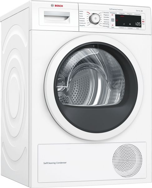 Bosch WTW87541 Wärmepumpentrockner