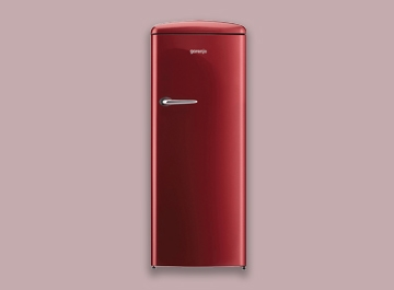Gorenje Kühlschrank Vw Preis : Kühlschrank retro rot kaufen zum besten preis dealsan deutschland