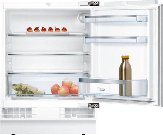 Bosch KUR15ADF0 Unterbaukühlschrank, Flachscharnier, mit Softeinzug