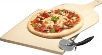 AEG A9OZPS1M Pizzastein-Set