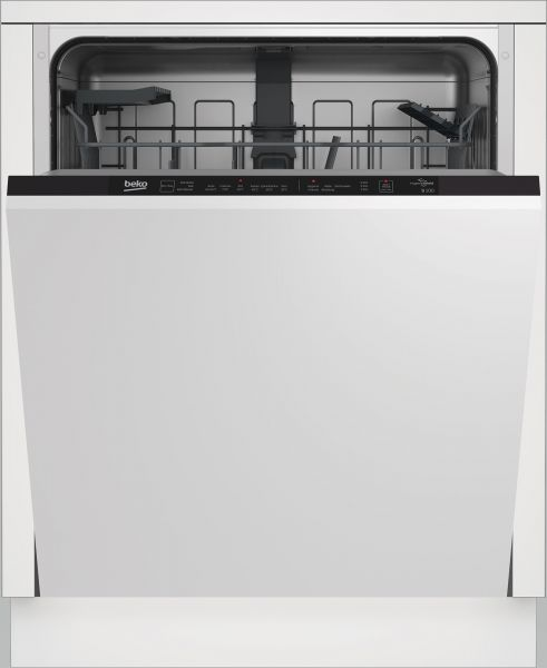 Beko BDIN16420 Einbau-Geschirrspüler