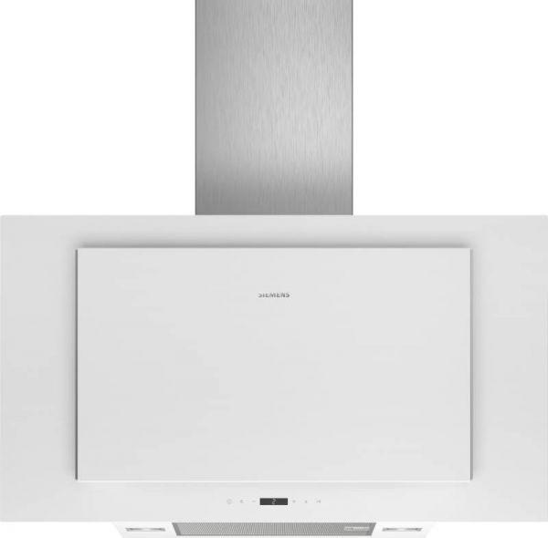 Siemens LC97FLP20 EEK: A 90 cm Wand-Esse weiß mit Glasschirm