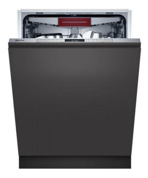 Neff S255HVX15E Geschirrspüler Eingebaut 60cm Edelstahl