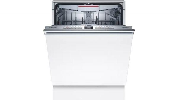 Bosch SMH4HCX48E Vollintegrierter Geschirrspüler, 60 cm, ExtraTrocken, EcoSilence