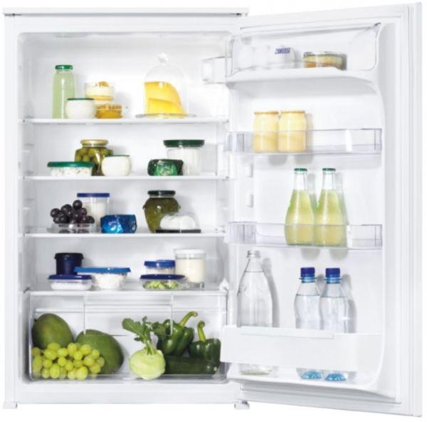 ZANUSSI ZBA15021SA Einbau-Kühlschrank 88 cm integriert; A+