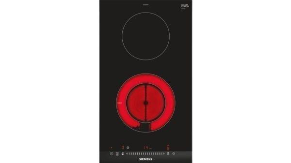 Siemens ET375FFP1E Domino Glaskeramik-Kochstelle, 30cm